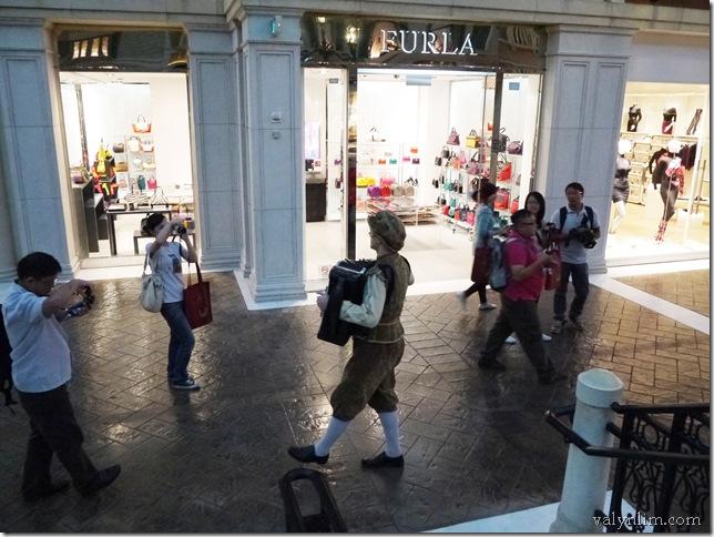 威尼斯人——购物