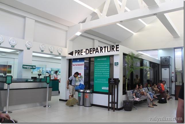 Caticlan机场