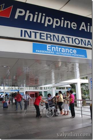 马尼拉机场