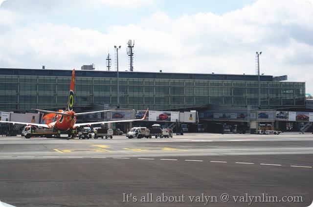 约翰内斯堡奥利弗·坦博国际机场 (10)
