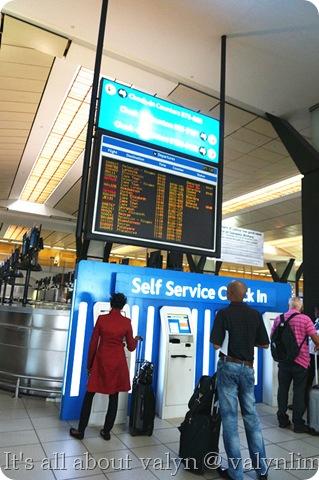 约翰内斯堡奥利弗·坦博国际机场 (1)