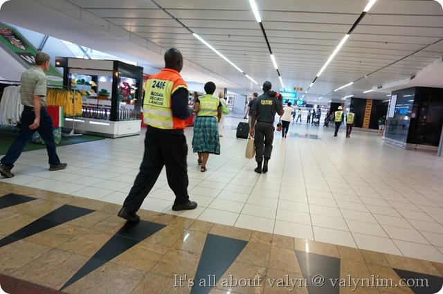 约翰内斯堡奥利弗·坦博国际机场 (4)