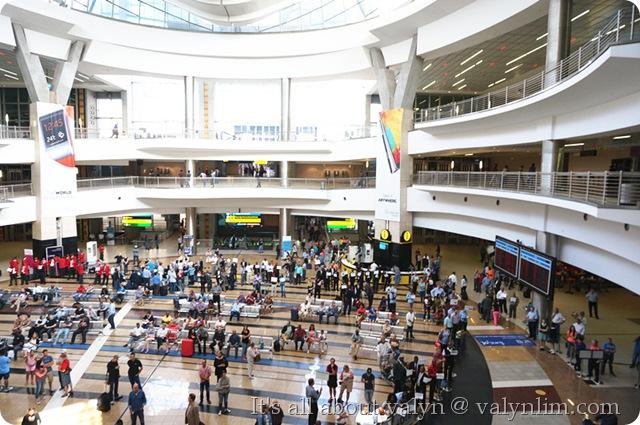 约翰内斯堡奥利弗·坦博国际机场 (5)