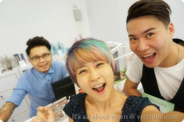 时尚马卡龙头发 twiggy salon (101)