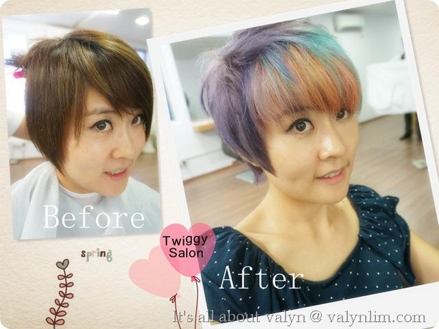 时尚马卡龙头发 twiggy salon (61)