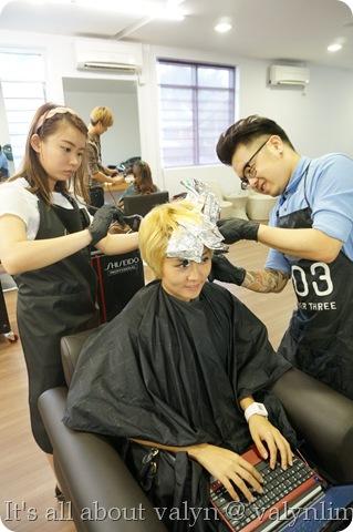 时尚马卡龙头发 twiggy salon (78)