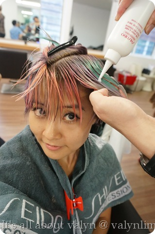 时尚马卡龙头发 twiggy salon (86)