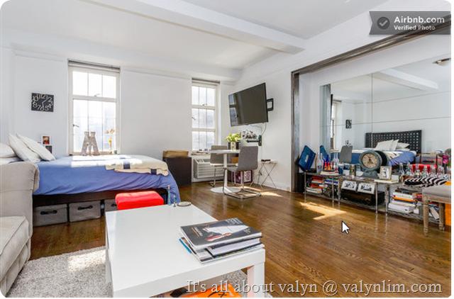 纽约民宿推荐-曼哈顿公寓 (2)
