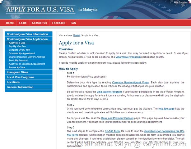申请美国签证 (3)