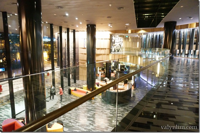 Crowne Plaza Changi Airport3