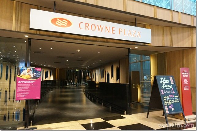 Crowne Plaza Changi Airport1