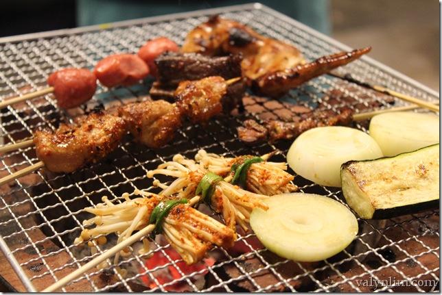 槟城美食~ 全民碳烤店(无烟味)