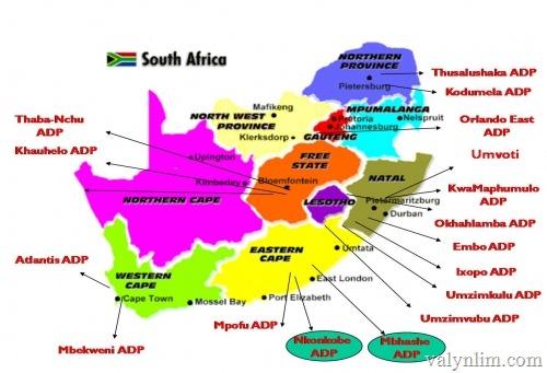 下一站:南非慈善之旅
