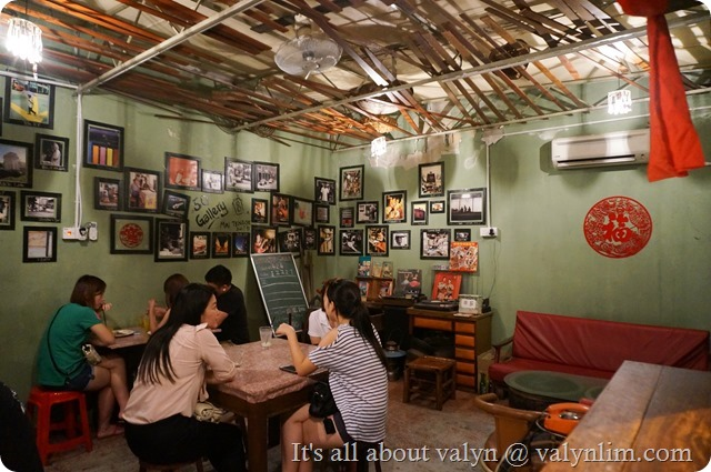 槟城美食 Behind 50 Love Lane餐厅