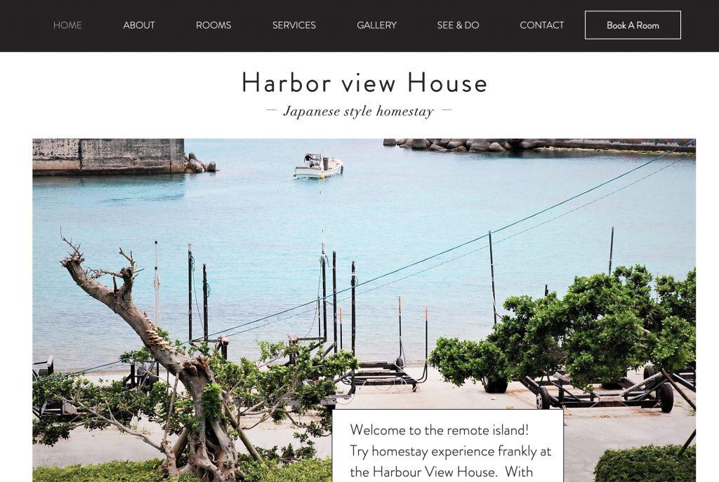 Harbor-side House